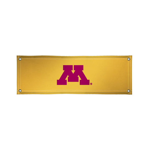 Minnesota Golden Gophers 2' X 6' Vinyl Banner 005