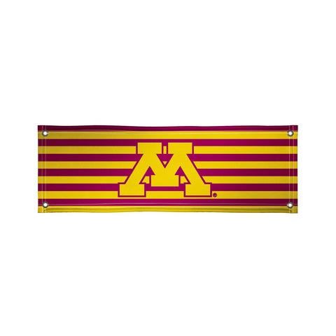 Minnesota Golden Gophers 2' X 6' Vinyl Banner 006