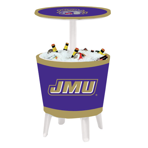 James Madison Dukes Event Cooler Table 001