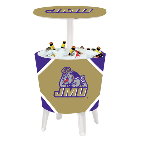 James Madison Dukes Event Cooler Table 002