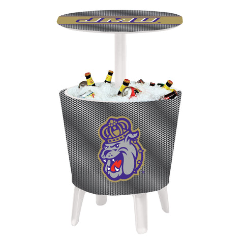 James Madison Dukes Event Cooler Table 003
