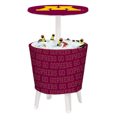 Minnesota Golden Gophers Event Cooler Table 001