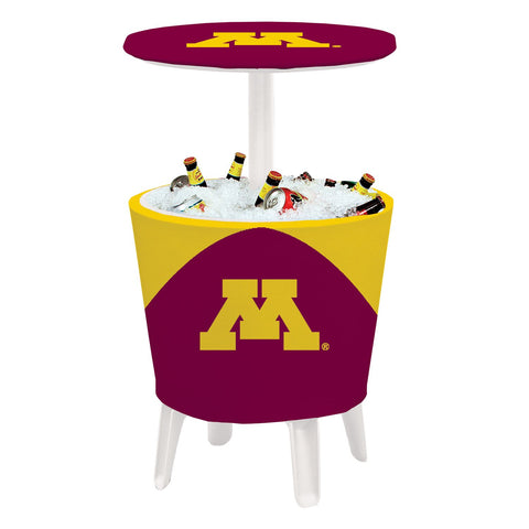 Minnesota Golden Gophers Event Cooler Table 004