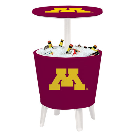 Minnesota Golden Gophers Event Cooler Table 005