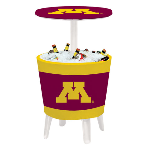 Minnesota Golden Gophers Event Cooler Table 006
