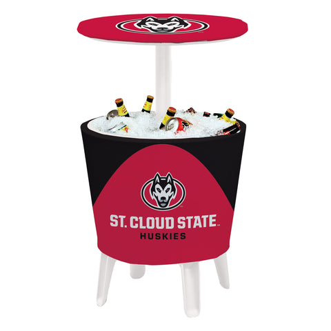 St. Cloud State Huskies Event Cooler Table 001