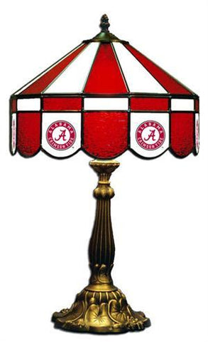 Alabama Crimson Tide Logo Table Lamp