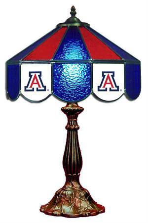 Arizona Wildcats Table Lamp 21 in High