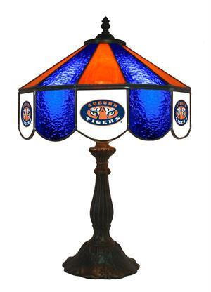 Auburn Tigers Table Lamp 21 in High