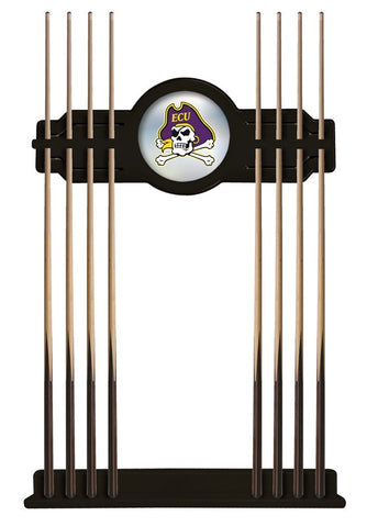 East Carolina Pirates Cue Rack in Black