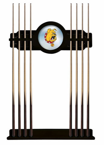 Ferris State Bulldogs Cue Rack in Black