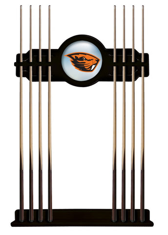 Oregon State Beavers Cue Rack in Black