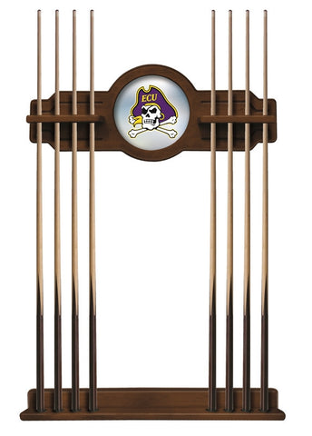 East Carolina Pirates Cue Rack in Chardonnay