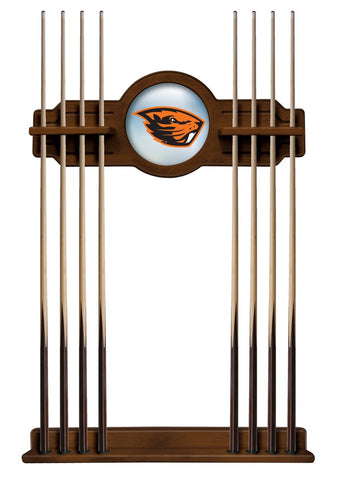 Oregon State Beavers Cue Rack in Chardonnay