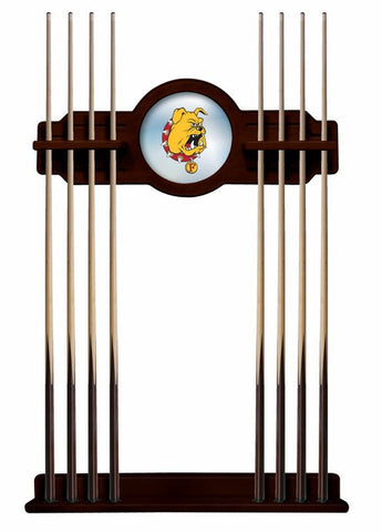 Ferris State Bulldogs Cue Rack in English Tudor