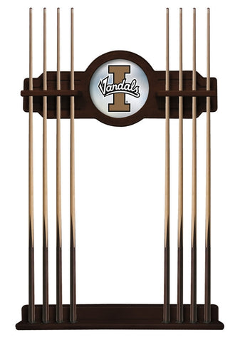 Idaho Vandals Cue Rack in English Tudor