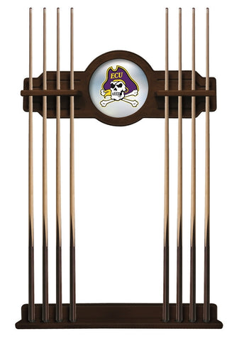 East Carolina Pirates Cue Rack in Navajo