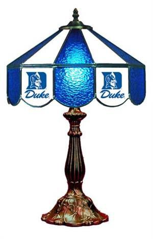 Duke University Table Lamp 21 in High