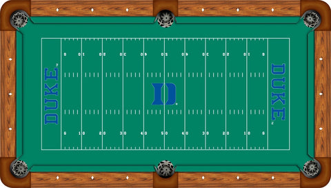 Duke Wool Pool Table Felt - Gridiron
