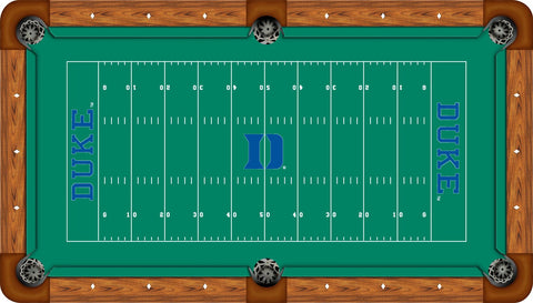 Duke Pool Table Felt - Gridiron