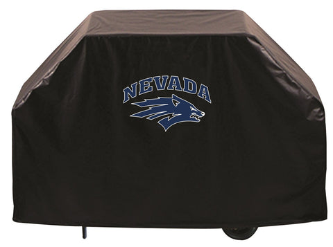 "Nevada Wolf Pack 72"" Grill Cover"