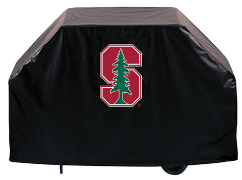 "Stanford Cardinal 60"" Grill Cover"