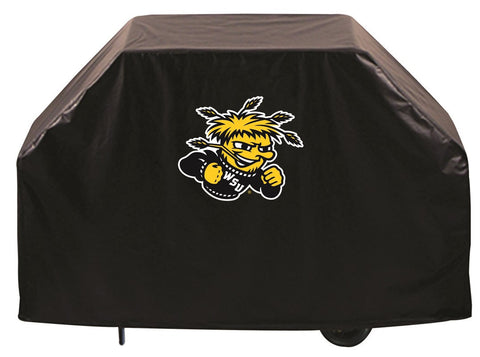 "Wichita State Shocker 60"" Grill Cover"