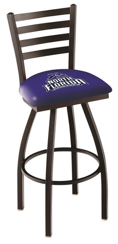 North Florida Ospreys Ladder Back Bar Stool 25""