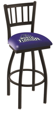 North Florida Ospreys Jail Back Bar Stool 25""