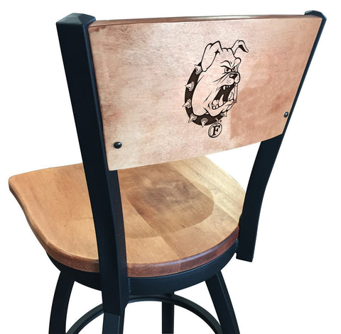 "Ferris State Bulldogs 30"" Bar Stool"