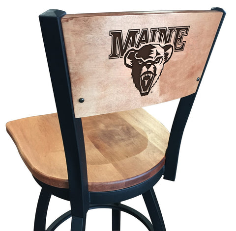 "Maine Black Bears 25"" Counter Stool"