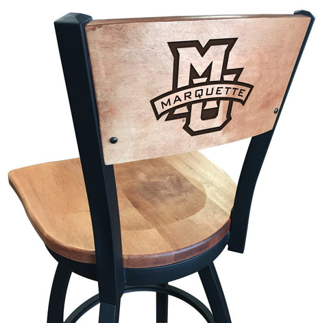 "Marquette Golden Eagles 30"" Bar Stool"