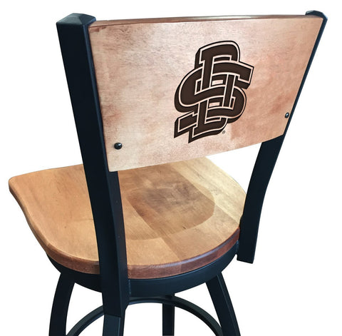 "South Dakota Coyotes 25"" Counter Stool"