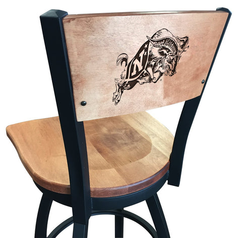 "US Naval Academy 30"" Bar Stool"