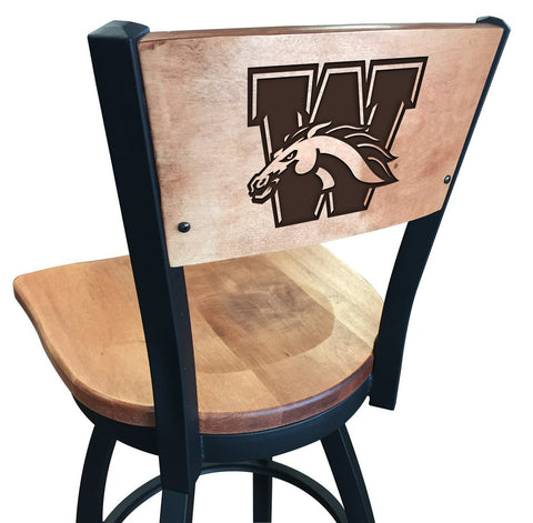 "Western Michigan Broncos 25"" Counter Stool"