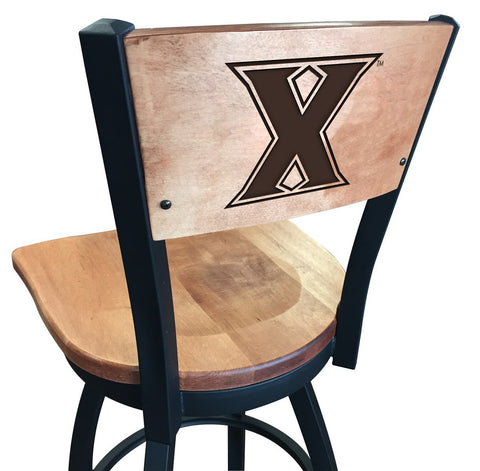 "Xavier Musketeers 25"" Counter Stool"