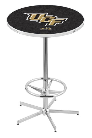 "Central Florida Knights Pub Table Foot Ring 42"" High"