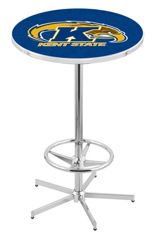 "Kent State Golden Flashes Pub Table Foot Ring 42"" High"