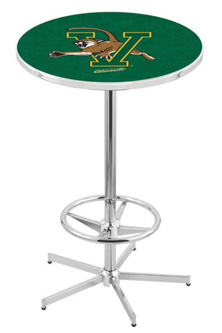 "Vermont Catamounts Pub Table Foot Ring 42"" High"