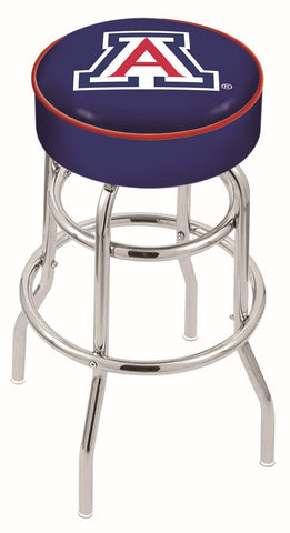 Arizona Wildcats Retro Bar Stool 30""