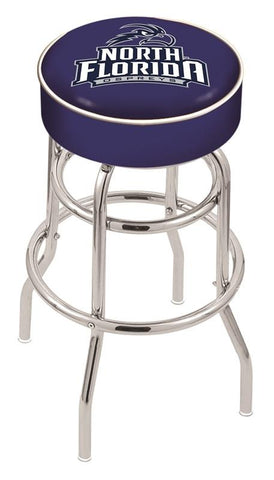 North Florida Ospreys Retro Bar Stool 25""