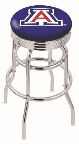 Arizona Wildcats Retro II Bar Stool 25""
