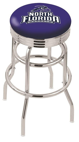 North Florida Ospreys Retro II Bar Stool 25""