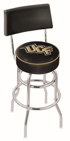 Central Florida Knights Retro Bar Stool with Back 30""