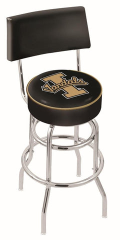 Idaho Vandals Retro Bar Stool with Back 25""