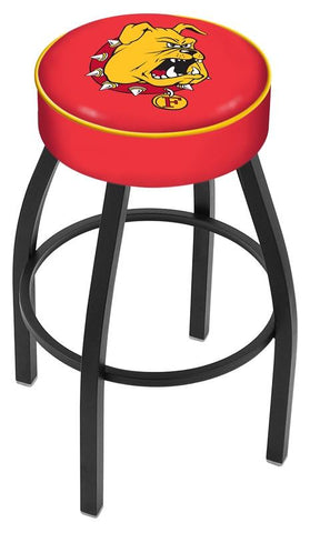 Ferris State Bulldogs Contempo Bar Stool 30""