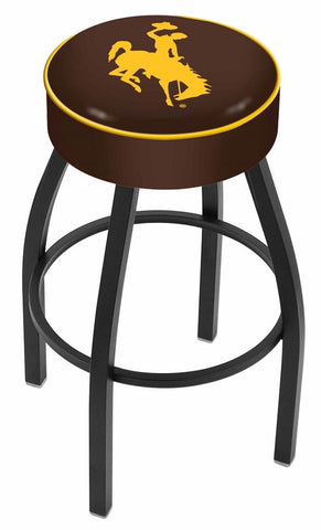 Wyoming Cowboys Contempo Bar Stool 25""