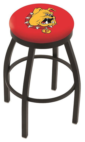 Ferris State Bulldogs Contempo II Bar Stool 30""