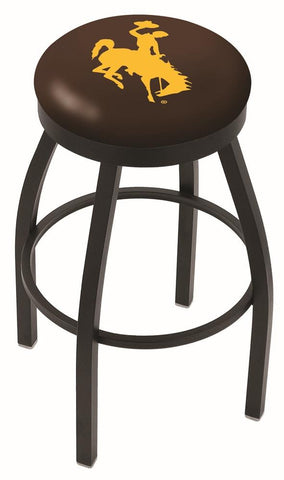 Wyoming Cowboys Contempo II Bar Stool 25""