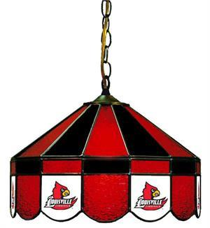 "Louisville Cardinals 16"" Swag Hanging Lamp"